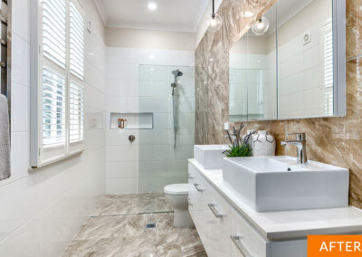 Bathrooms, Kitchen, Exterior Home Make-Over