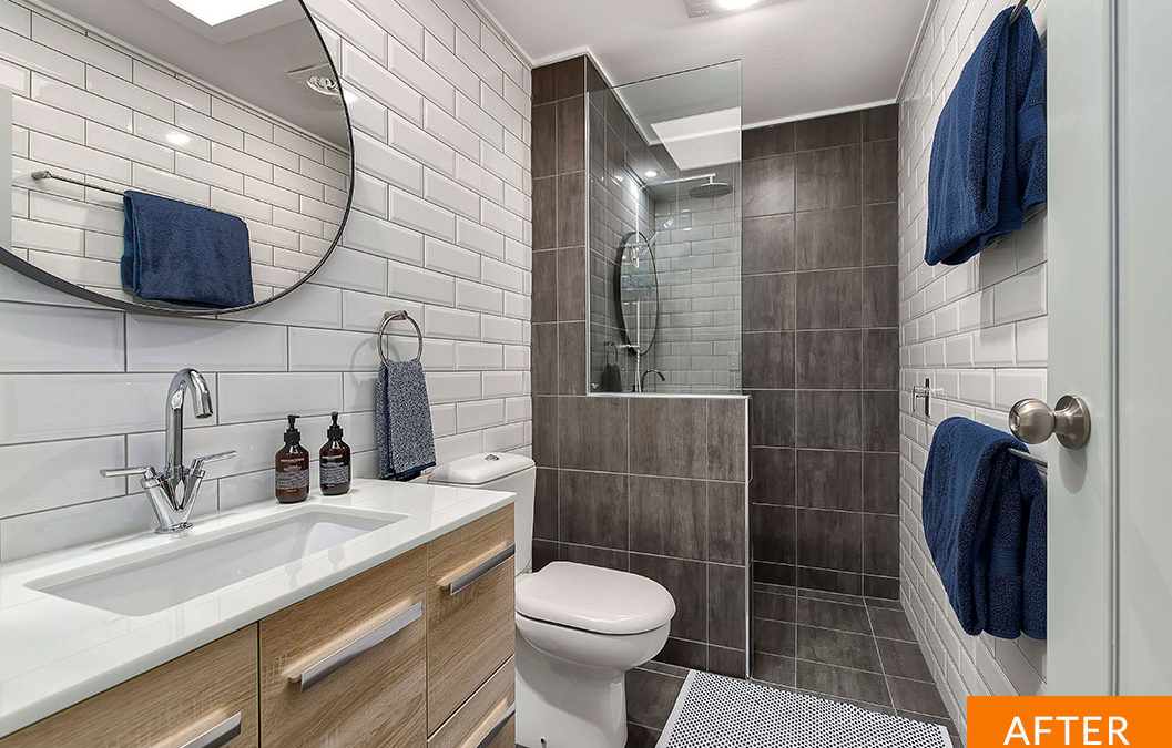 Make your bathroom appear bigger – Design tips from a pro