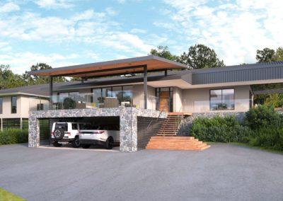 Freedman Facade – Bangalow, NSW (renovation)