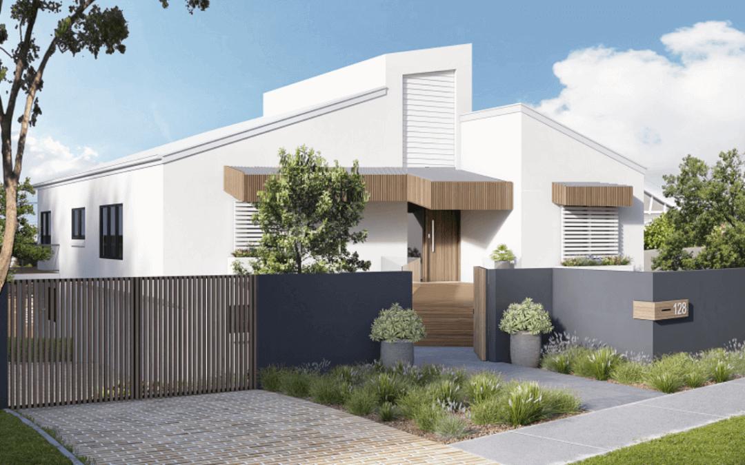 How to plan a fabulous façade makeover Part One