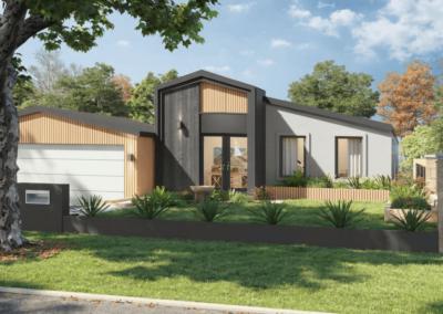 Long Facade – Cottesloe, WA (renovation)