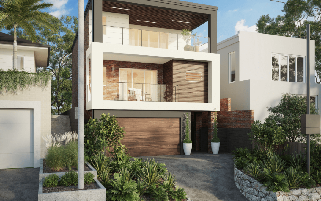 Probst Facade – Curl Curl, NSW (renovation)