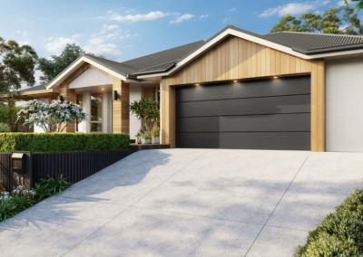 Harding Facade – Warner, QLD (renovation)