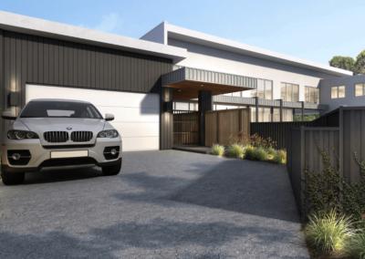 Doherty Facade – Brisbane, QLD (renovation)